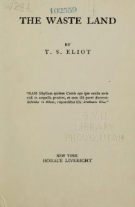 T. S. Eliot's The Wasteland